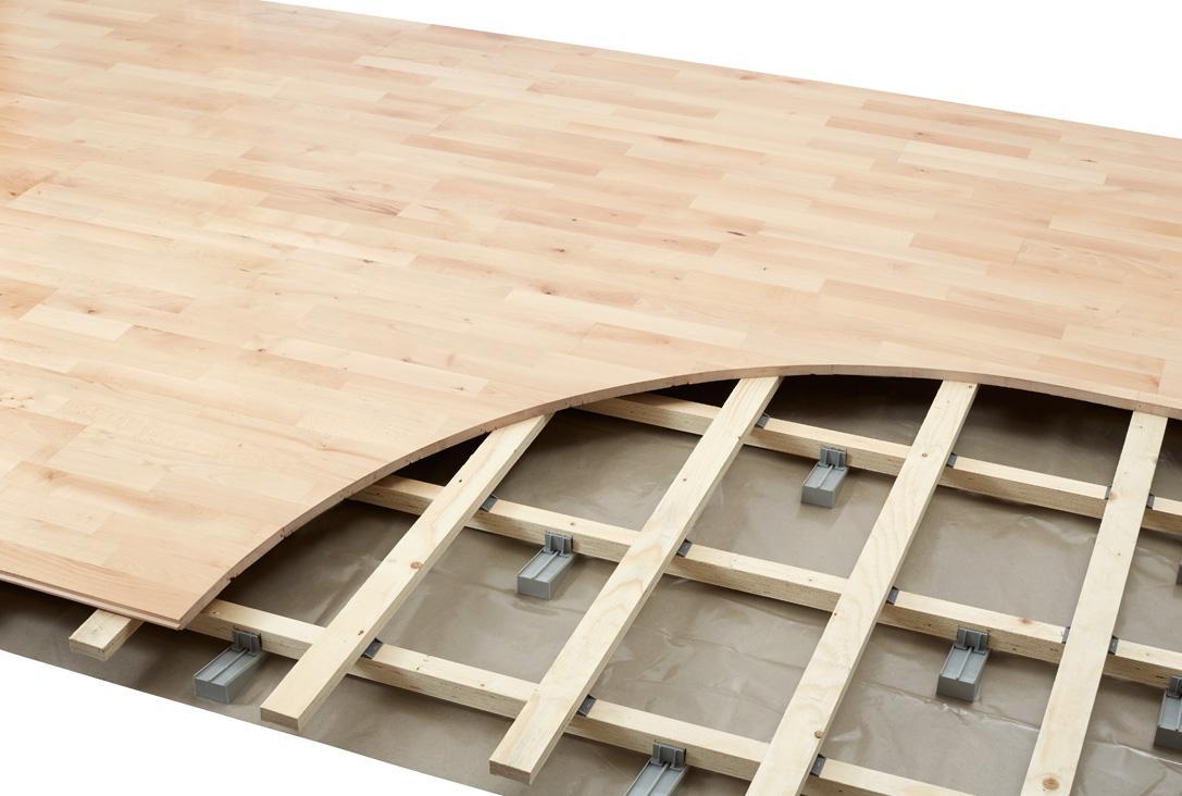 Duobat 120 Sports Flooring