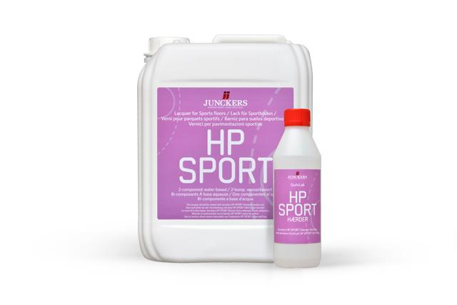 HP Sport Two-component water-based lacquer ​for sports floors