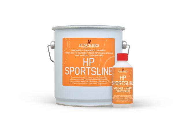 HP SportsLine Two-component water-based paint for court marking