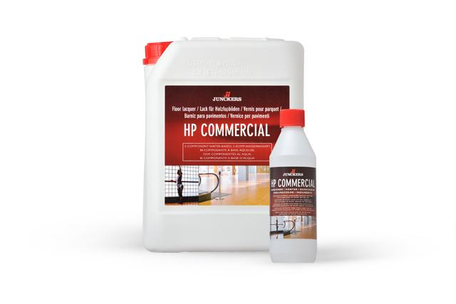 HP Commercial Two-component water based lacquer High traffic areas