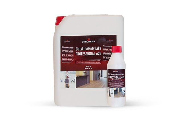 Professional 625 Two-component ​oil based/acid curing lacquer ​High traffic areas