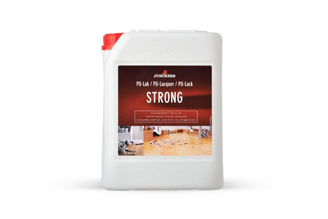 Strong One-component water-based lacquer High/Light traffic areas